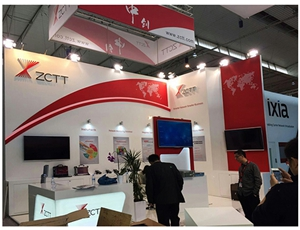 【MWC】ZCTT attends the Mobile World Congress 2015