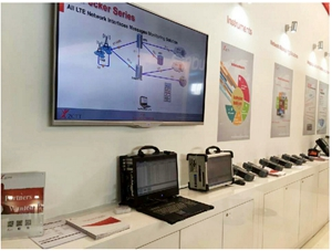 【MWC】Making test easier: ZCTT has taken 16 instruments to attend MWC 2015