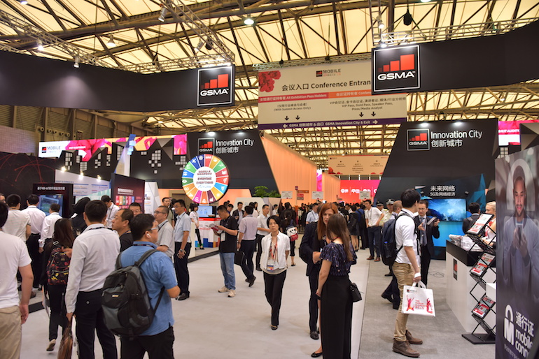 【MWC · Shanghai】ZCTT attends the Mobile World Congress 2015